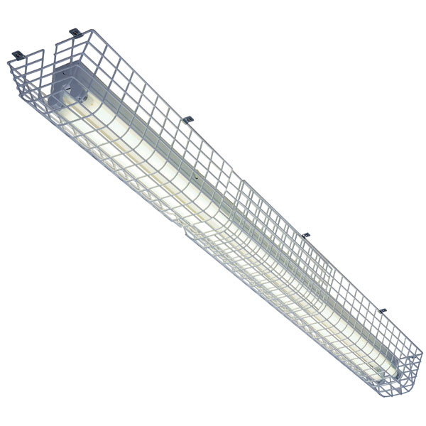 fluorescent lighting cages