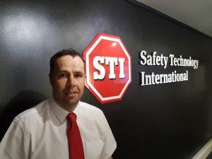 Jonathan Summers, Business Development Manager, Safety Technology International
