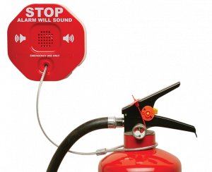 The sti 6200 can aid in keeping in line with extinguisher regulations