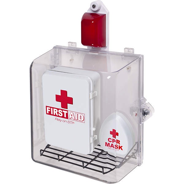 STI Feature AED Cabinet